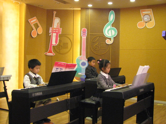 海鸥钢琴教室,预约试听