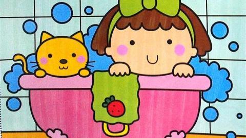 儿童画体验课(616学习狂欢节)