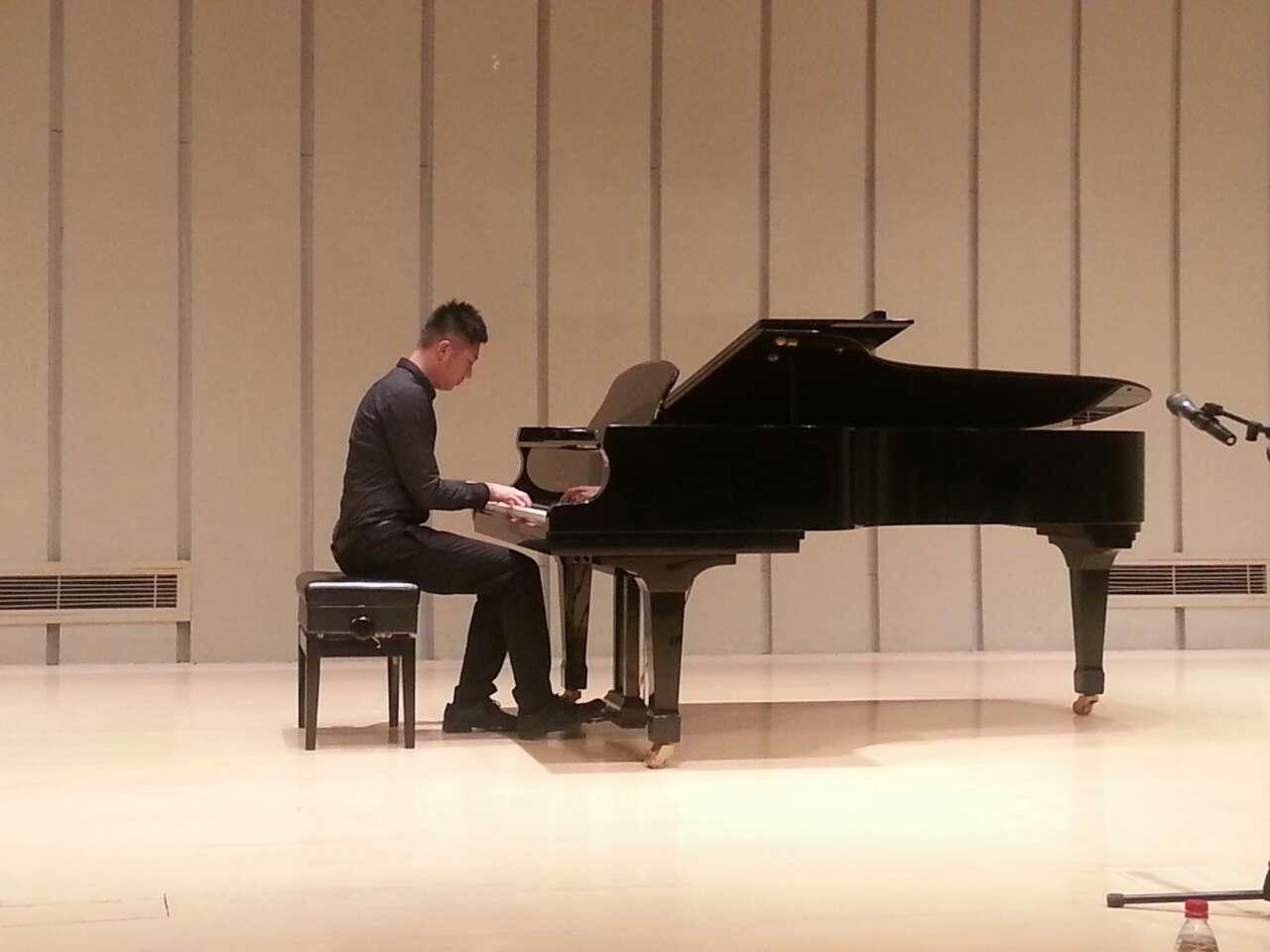 钢琴学习班装修