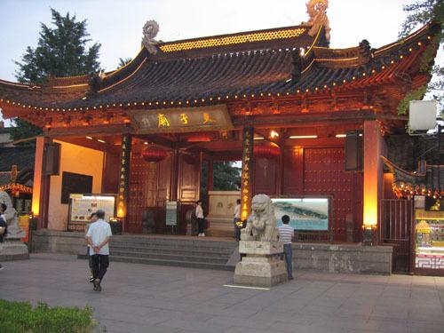南京有什么好玩的地方?