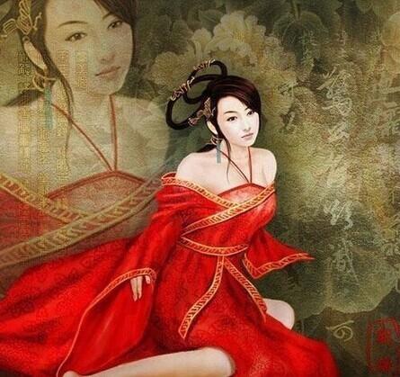 古代的四大美女叫什么名字呢?都有些什么故事呢 ?