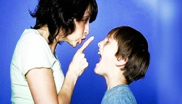 如果父母待人无礼,粗鲁,那么当孩子也有类似的表现时,大可不必感到